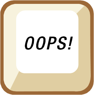 Let's not forget the OOPS command!   The OOPS command brings back the last object or set of objects that you erased. You don't have to use OOPS right away; you can use it after you've other commands.