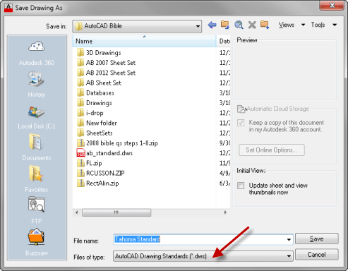 autocad-tips-use-standards-file-1