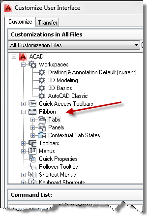 autocad-tips-add-new-tab-to-ribbon-1