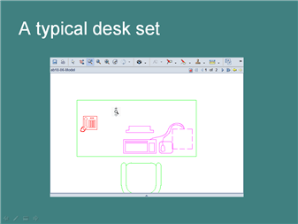 How to put an AutoCAD drawing in a PowerPoint presentation