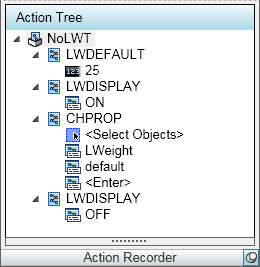 Record macros with the Action Recorder - AutoCAD Tips Blog